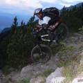 Maschtl bei Steilstufe