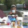 Campingfrühstück