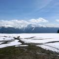 viel Schnee im Mai