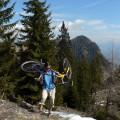 hiking Ingrid