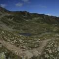 zwischen Bergseen