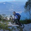 rein in den Trail