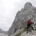 Stone und sein Bike