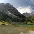 schon der 2. Bergsee