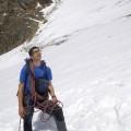unser Bergführer Tom