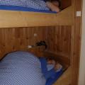 schön wär's. Nur Tom hat schlafen können