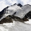 inmitten von Gletschern