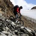 Aug in Aug mit dem Gletscher