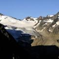 die Gletscher schwinden