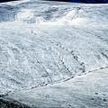 zerrissener Gletscher