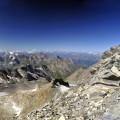 die Radeln auf über 3500 Meter!