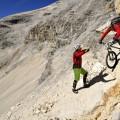 Klettersteig geschafft!!
