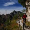 mit flow zu den Dalco Trails
