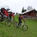 die neue Sportart: Synchronbiken