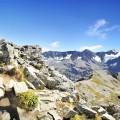 Erstbefahrung vom Avalanche Peak (Südinsel)