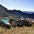 Emerald Lakes / Tongariro National Park (Nordinsel)