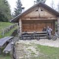 bei der Jagdhütte