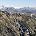 Berge und noch mehr Berge