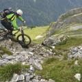 erinnert a bissl an eine Tour in Südtirol
