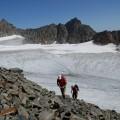 Auf dem Weg zum Gipfel.