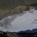 Eisfeld auf der Nordseite