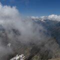 Um seine Gipfel jagen, Nebelschwaden!