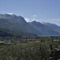 Blich auf den Monte Baldo
