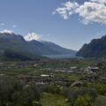 klare Sicht auf den Lake Garda