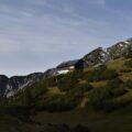 Hütte im Karwendel