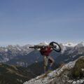 Super Ausblicke ins Karwendel ...
