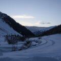 Richtung Innsbruck, nicht so schön!